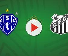 Paysandu x Santos-AP ao vivo nesta quinta-feira (15)