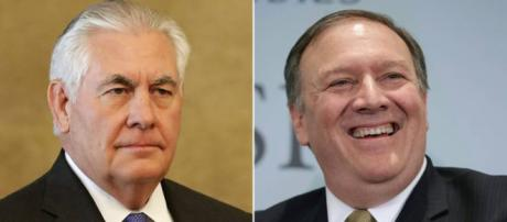 Tillerson out at State, to be replaced by CIA chief Pompeo   The ... - japantimes.co.jp
