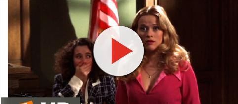 Elle Woods during the infamous 'Legally Blonde' court room scene. - [Image: MovieClips / YouTube screencap]