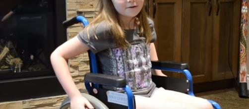 7 Things To Not Say To A Woman In A Wheelchair. - [Bethany G / YouTube screencap]