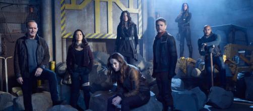 Agents of S.H.I.E.L.D.'s e a quinta temporada.