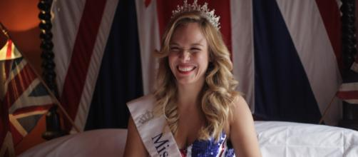 Beauty Queen Miss Holland, supplied: Munch PR