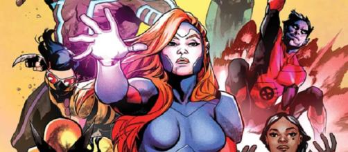 Best Shots Rapid-Fire Reseñas : X-Men: Red # 1 y Batman # 40