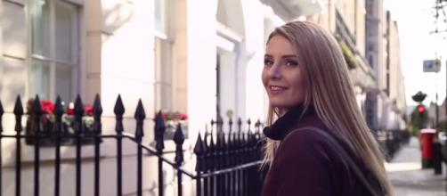 Canadian journalist Lauren Southern was detained by UK officials. Photo Credit: YouTube/LaurenSouthern