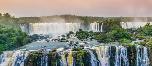 Cascate in Brasile, foto: Pixabay