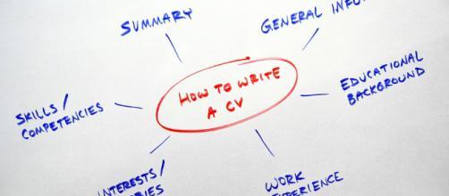 Come scrivere un CV: le informazioni necessarie - foto by Pixabay