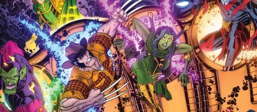 Dos historias Secretas de Marvel
