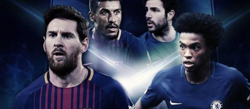 Em duelo cheio de estrelas, William e Messi são destaques do jogo desta quarta.