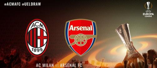 Europa League: Milan chiamato all'impresa in casa dell'Arsenal... - zon.it