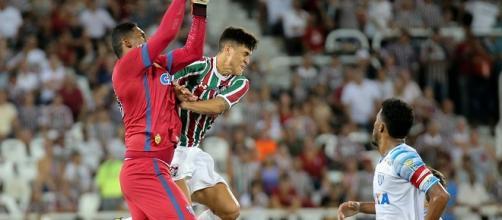 Fluminense precisa vencer o Avaí para continuar na Copa do Brasil (Foto: Lucas Merçon)