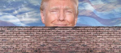 """Gli effetti della visita di Trump al """"suo"""" muro"""