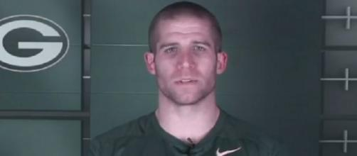 Jordy Nelson played 10 years with the Packers. - [Image Credit: NFL Life / YouTube screencap]