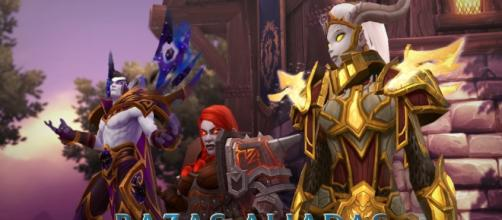 Kul Tiras en World of Warcraft: Battle for Azeroth
