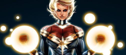 La película del Capitán Marvel