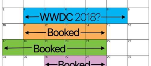 La WWDC de este año se postula para el 4-8 de junio en el San José ... - iosmovil.net