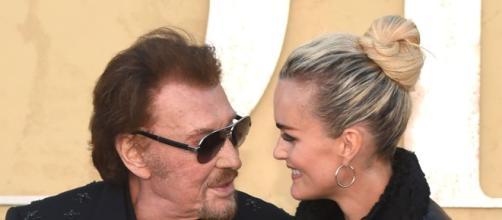 Le destin en a décidé autrement pour le couple Hallyday qui n'a pu célébrer leurs noces de bronze.
