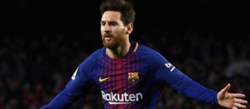 Leo Messi foi decisivo na vitória do Barcelona