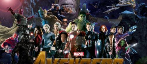Los Vengadores Infinity War muestra sus primeras imágenes - segundoenfoque.com