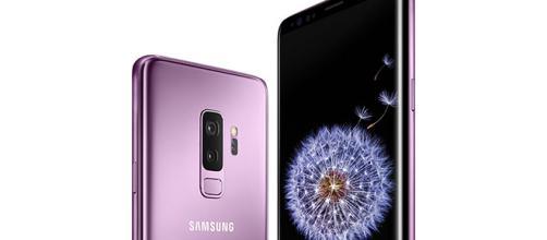 Specifiche tecniche del Galaxy S9 di Samsung
