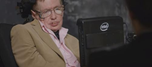 Stephen Hawking Image credit - LastWeekTonight | YouTube