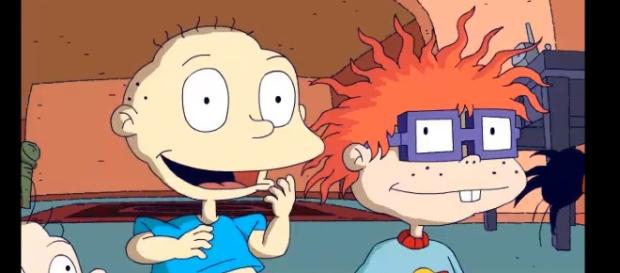 90s kids are missing the original cartoons they grew up with including 'Rugrats.' - [KIDS Global / YouTube screencap]