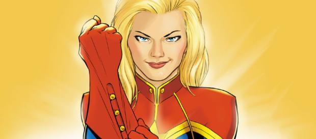 Captain Marvel | Characters | Marvel.com - marvel.com