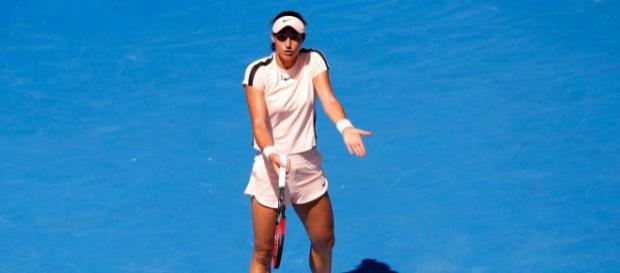 Caroline Garcia n'a pas existé face à Madison Keys - Open d ... - eurosport.fr