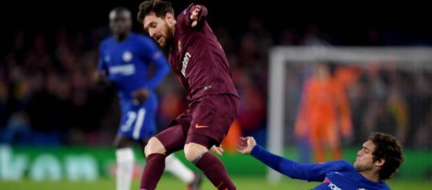 Champions League: El Barcelona araña un empate ante un imponente ... - elpais.com
