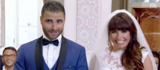Charlène et Florian (Mariés au premier regard) : découvrez la ... - telestar.fr
