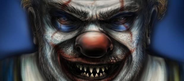 Die Clownstatue - Quelle: Pixabay CC