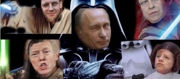 Election en Russie: Vladimir Poutine et le pouvoir absolu! - Lionel Massandé-Blasting News