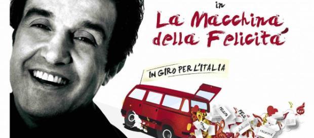 """Flavio Insinna ad Agrigento con il suo spettacolo """"La Macchina ... - agrigentooggi.it"""