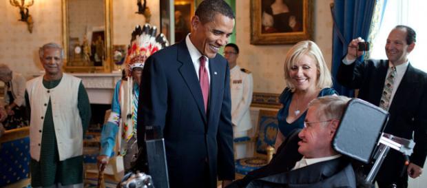 Hawking, l'un des scientifiques les plus récompensés