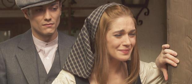 Il Segreto: Ana, la figlia di Julieta muore