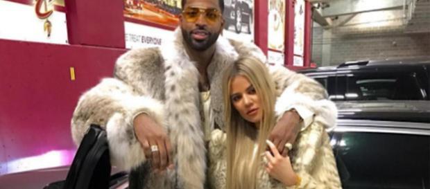 Khloe Kardashian and Tristan Thompson Expecting a Baby Boy ... - etonline.com