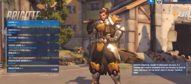 Overwatch: NEW Hero Brigitte Gameplay! - ALL Abilities Breakdown! - Image credit - Your Overwatch | YouTube