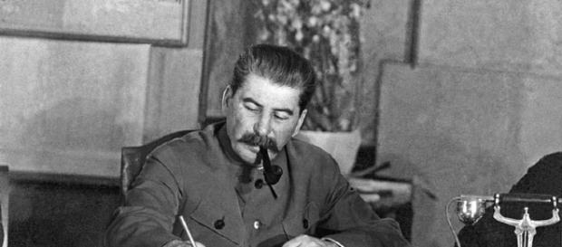 Stalin [image courtesy Russian Federation wikimedia commons]