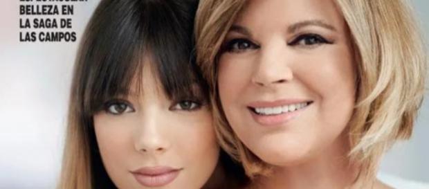 Terelu Campos y Alejandra Rubio