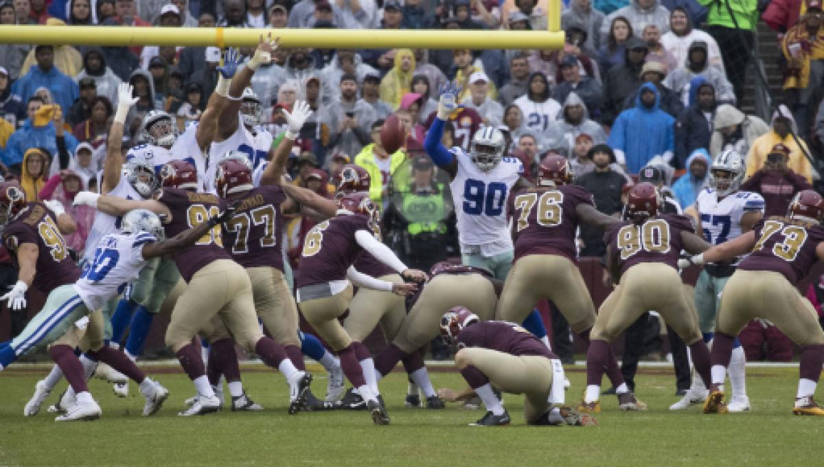 Dallas Cowboys make first free agent moves while NFC East plays catch up