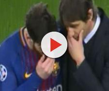 Barça - Chlsea : Antonio Conte révèle ce qu'il a dit à Messi