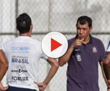 Fábio Carille pode perder dois jogadores do seu elenco