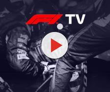 Il logo ufficiale dell'imminente F1 TV