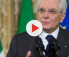 Il Presidente della Repubblica, Sergio Mattarella.