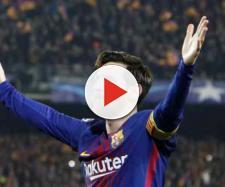 Leo Messi esta muito focado na temporada