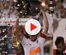 Santos conquistou seu terceiro título no Pacaembu. (foto reprodução).