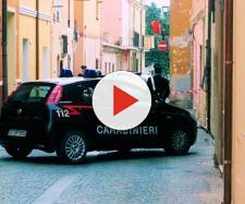Sul luogo della tragedia sono intervenuti i Carabinieri di Olbia.