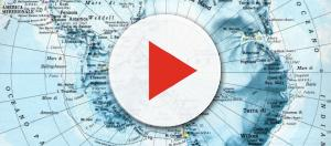 Alieni: UFO precipita in Antartide e lascia un solco nella neve? Il video