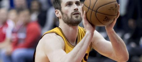 Kevin Love reveals his return date [Image by Keith Allison / Flickr]