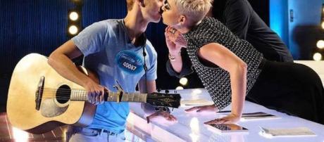 Oklahoma 'American Idol' contestant from screenshot