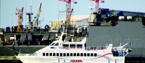 China es el tercer país de transporte marítimo más grande del mundo